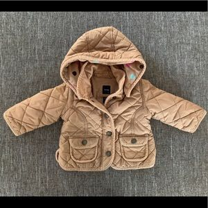🐥 Baby Gap Quilted Jacket